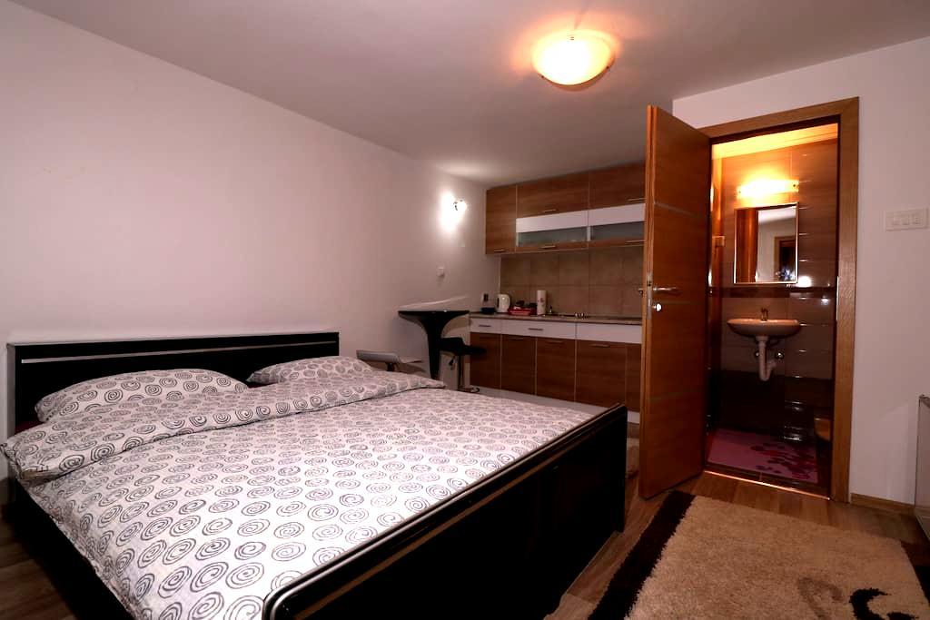 Vremeplov studio apartman - Travnik