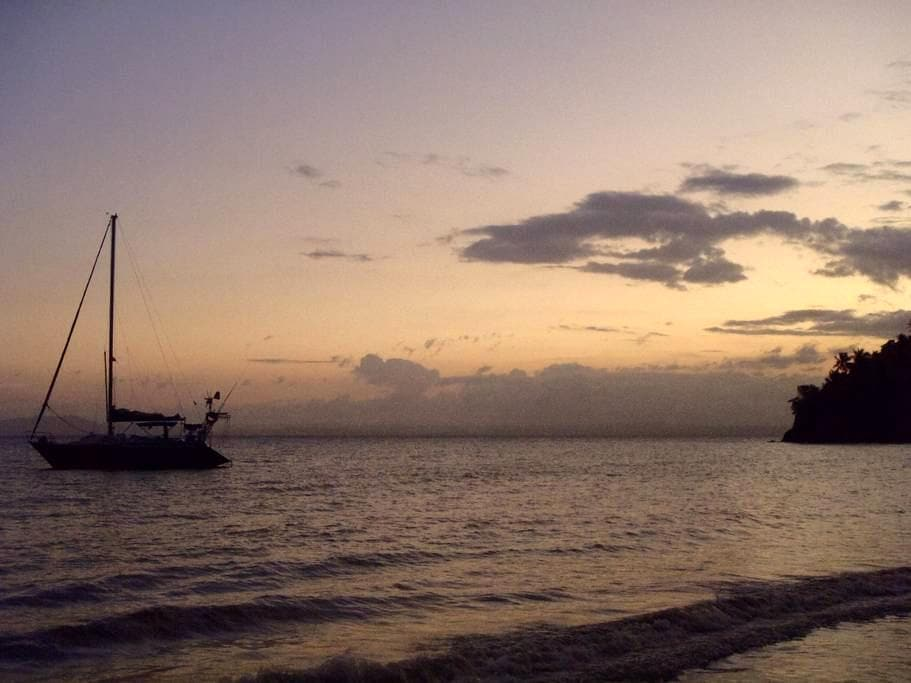 Sleep in Los Haitises National Park in a sailboat - Sabana de la Mar - ボート