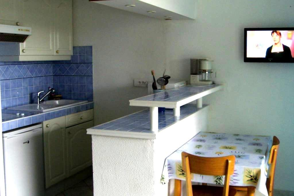 Studio au Port Dienville - Dienville