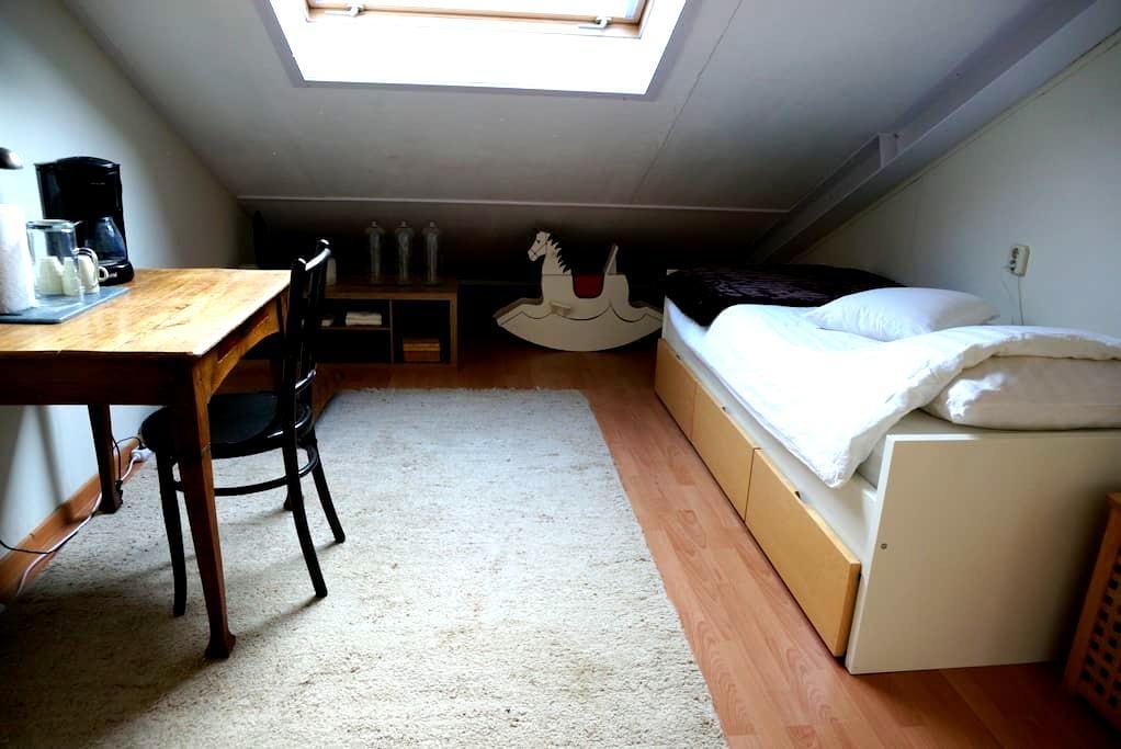 Rustig en RIANT logeren in Bolsward met ontbijt - Bolsward - Huis