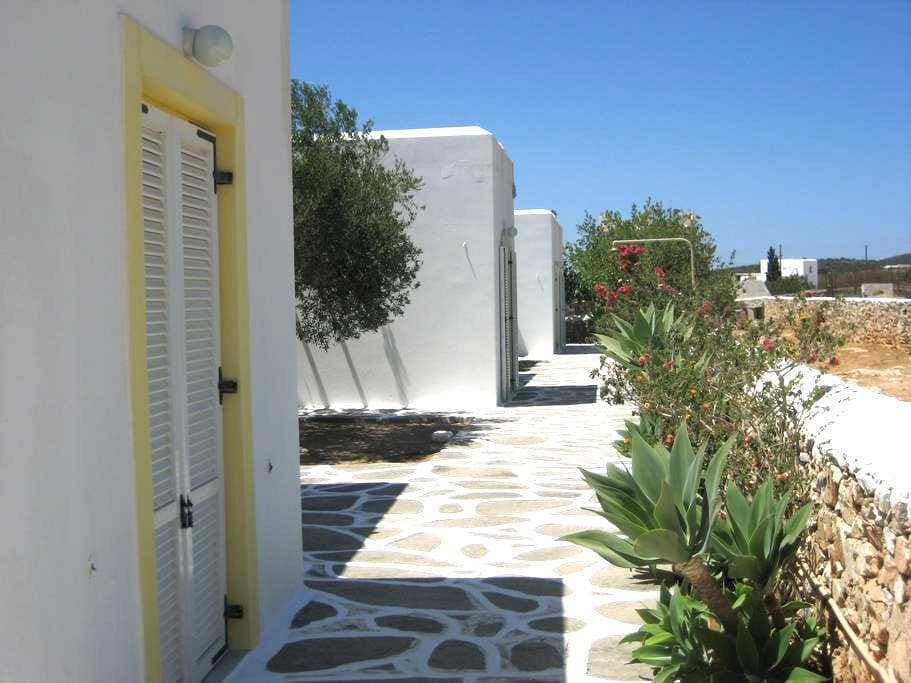 Family apartments with sea View - Aliki - Wohnung