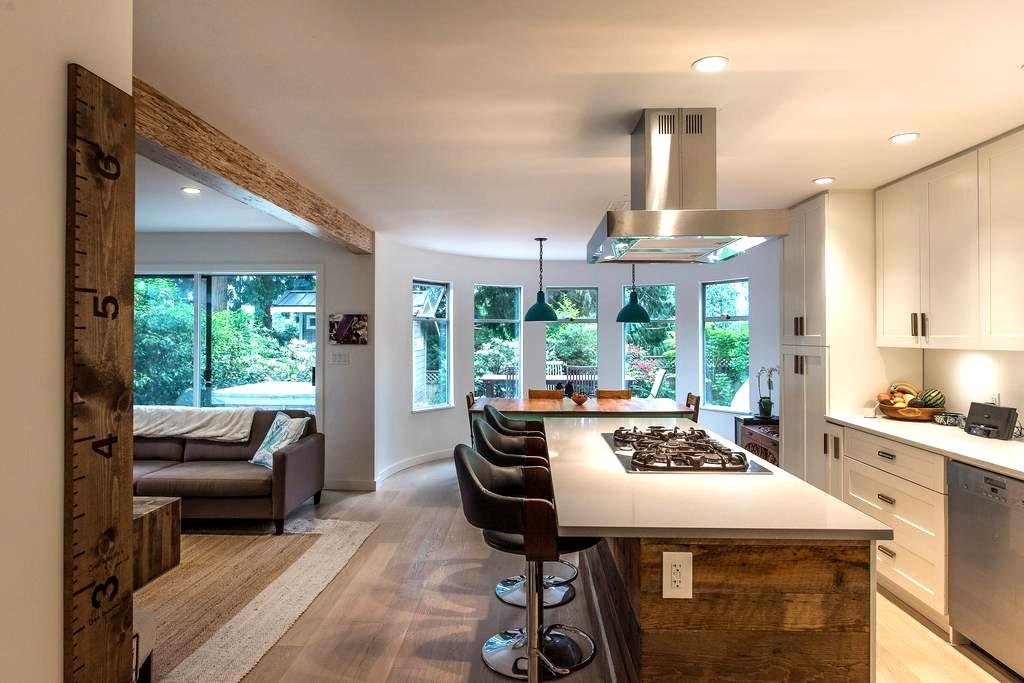 Modern Mountain Home - North Vancouver - Rumah