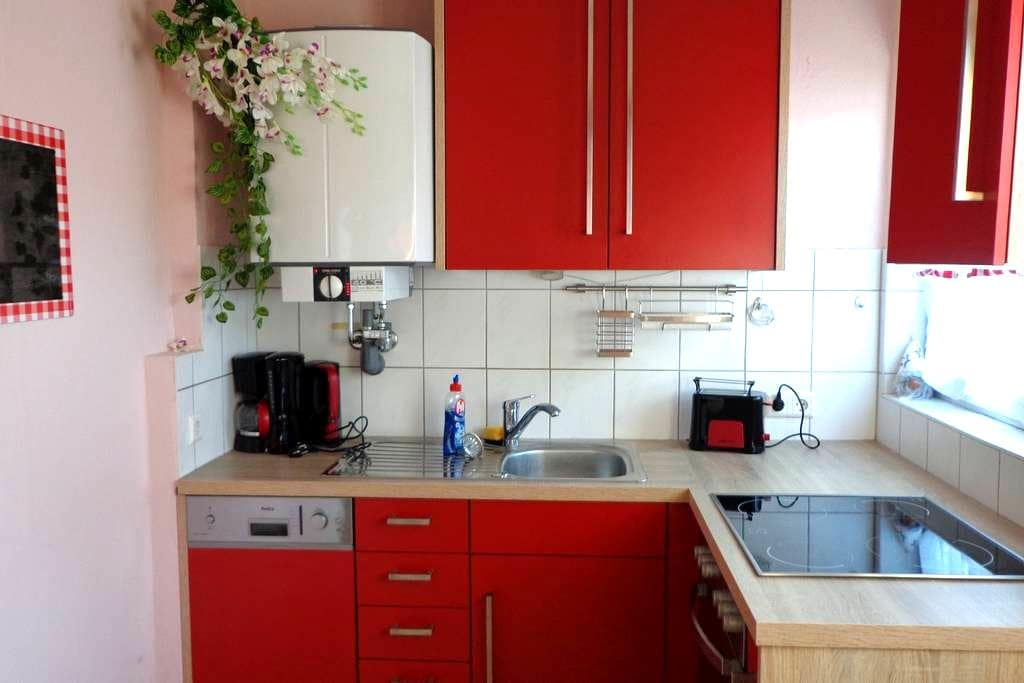 Budget Erdgeschoss - Bad Rothenfelde - Apartment
