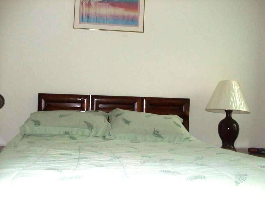 Cozy Private Room in the Poconos PA - Ист-Страудсберг - Дом
