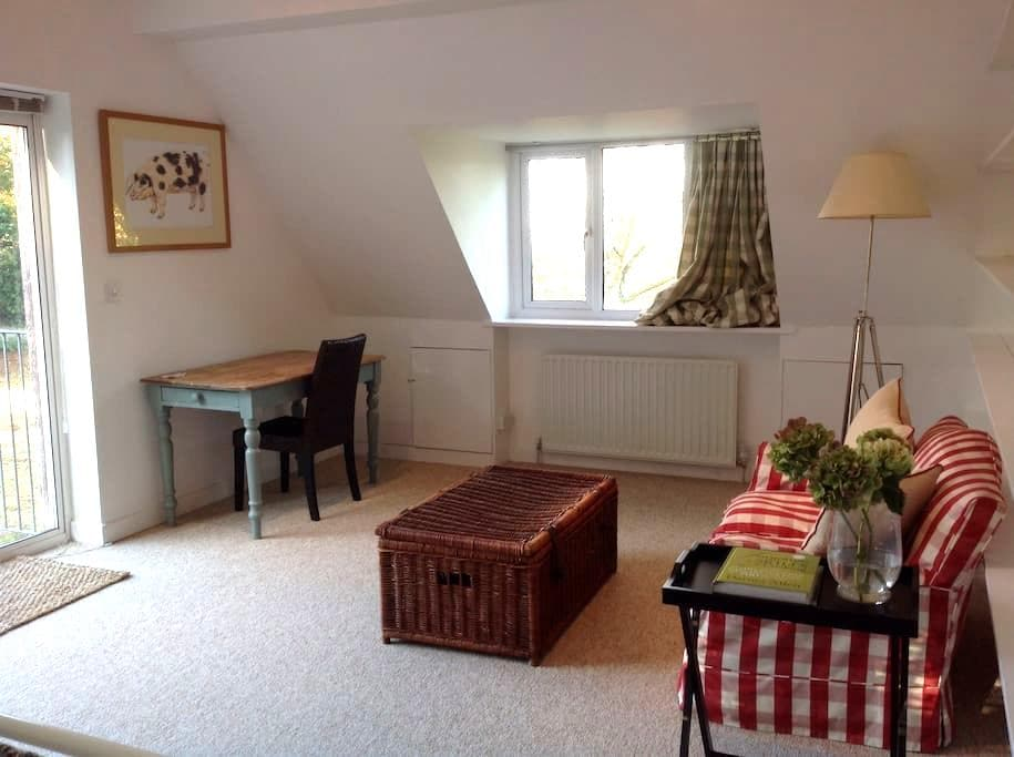Spacious Studio Apartment - Hungerford - Lejlighed