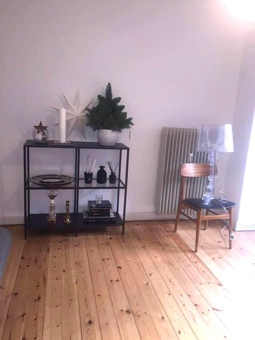 Friendly and comfortable apartment Randers Centrum - Randers