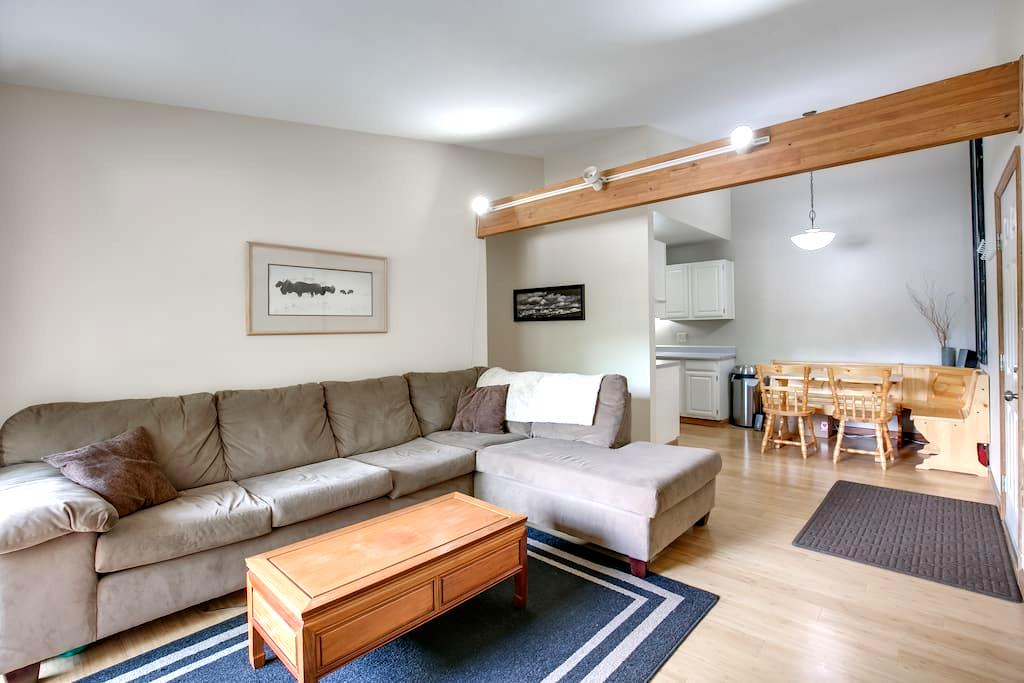 Across from Beaver Creek - Private Room and Bath - Avon - Byt