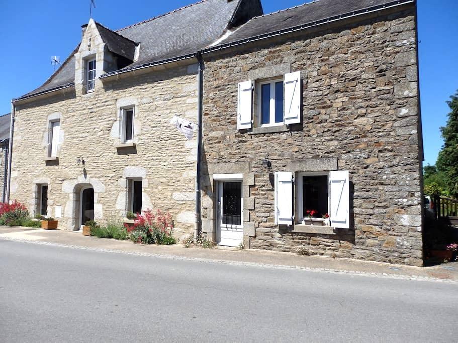 Gîte des ducs, village du Gorvello - Sulniac - House