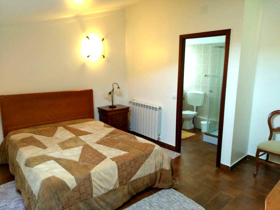 Suite c/ cozinha perto de Fátima -M - Porto de Mós - House