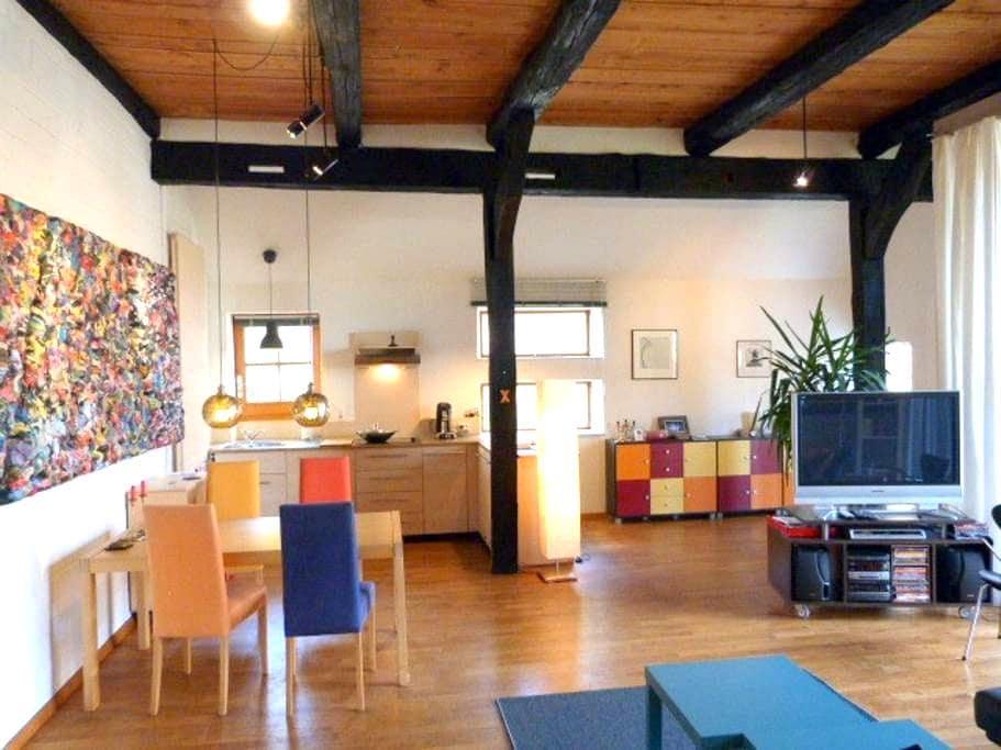 Ferienwohnung Kröte Nr. 5 - Waddeweitz - Apartemen
