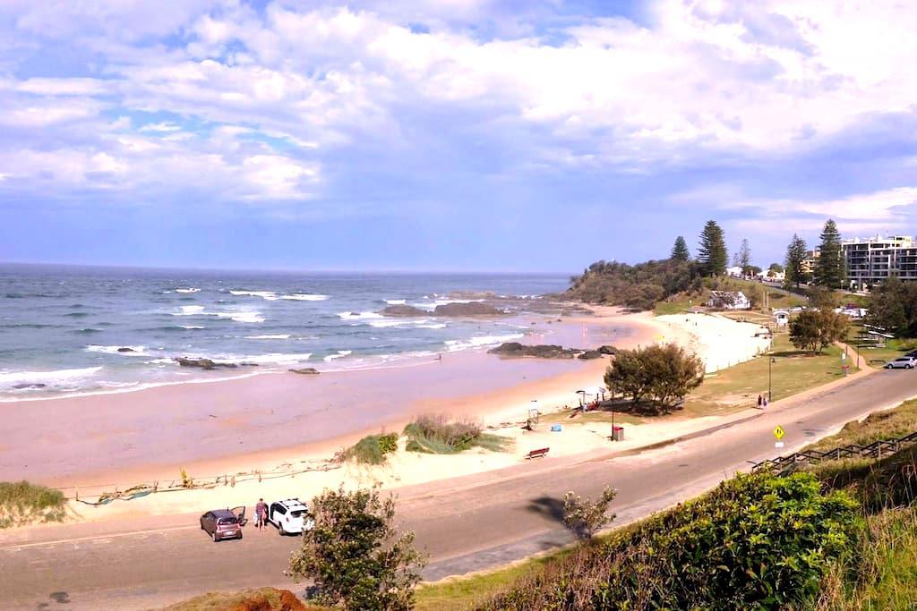 Walk to Town Centre, Beach, River & Cafes - Port Macquarie