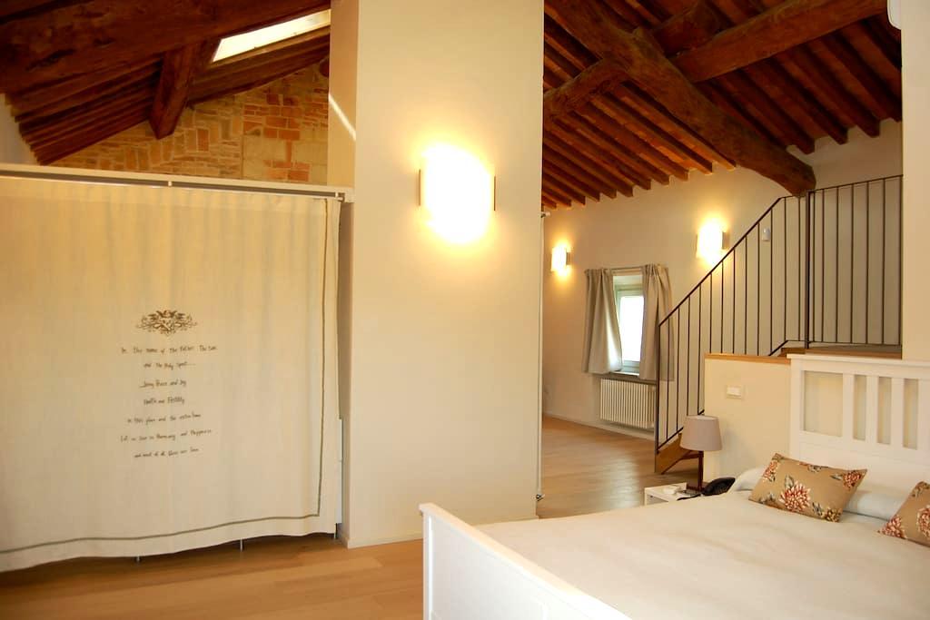 B&B FRAXINUS EXCELSIOR - Peonia 2st floor walkup - Frassinello Monferrato