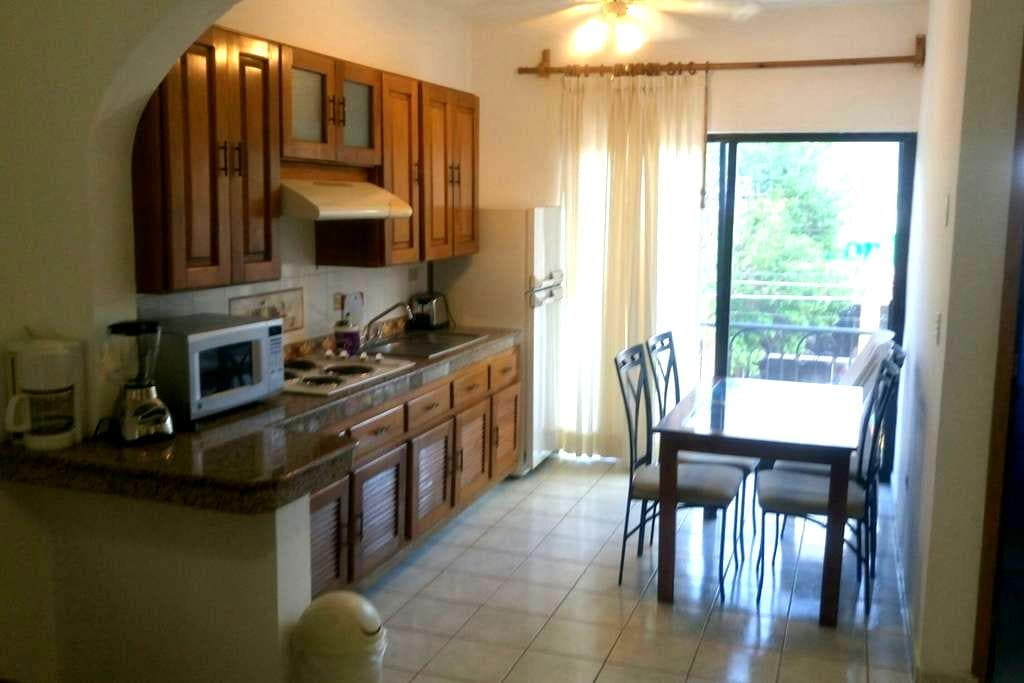 Lovely 5th Avenue 2BR apt 3 - Playa del Carmen, Quintana Roo, MX - Квартира