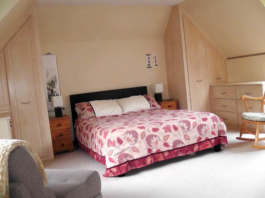 Lomond Beeches, spacious, family-friendly house - Milnathort - Rumah