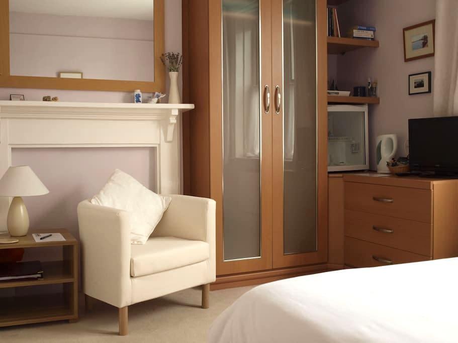 The Lavender Room. A relaxing en-suite double. - Hunstanton - Hus