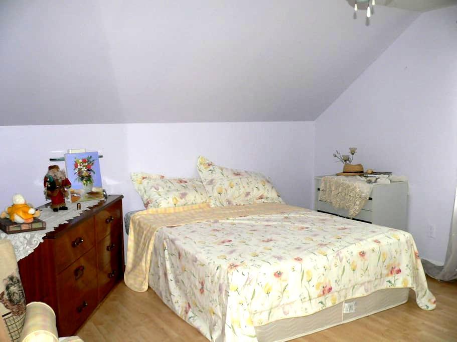 Gîte du Passant (chambre 2) - Baie-Comeau