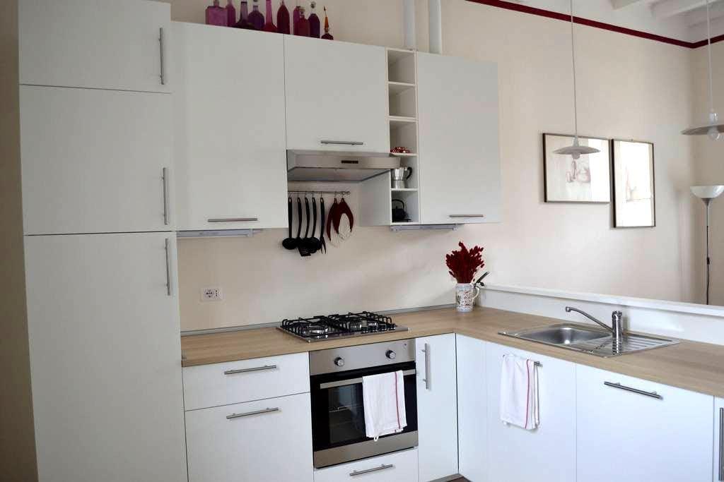 Corte del Fuin -App. Rosso Amaranto - Seregno - Lägenhet