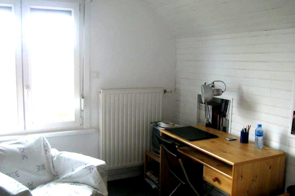 Chambre chez l'habitant - Fontaine-Notre-Dame - ที่พักพร้อมอาหารเช้า