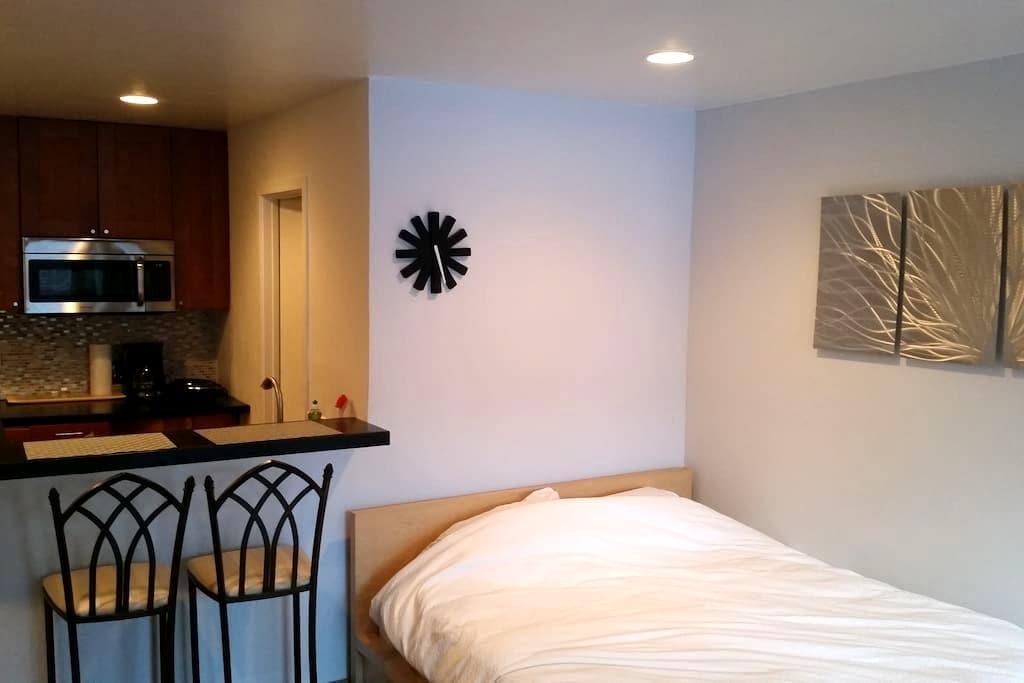 Small studio truckee, Tahoe donner - Truckee - Appartement