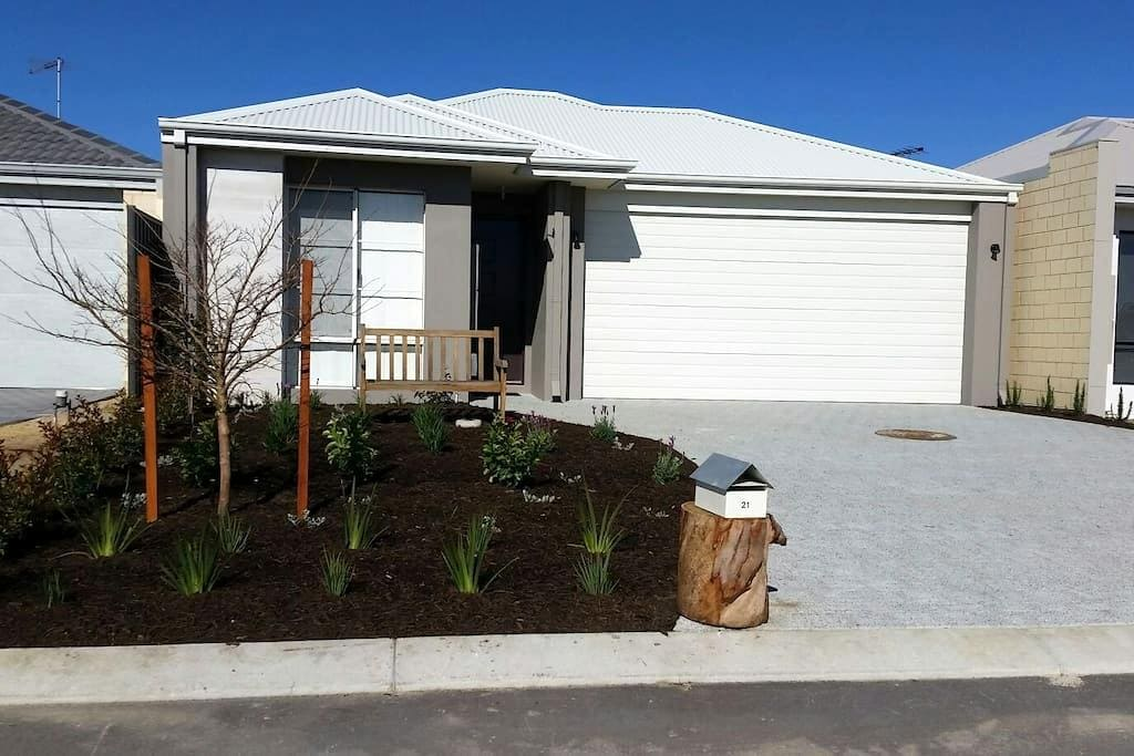 New home, winery&wildlife adjacent - Brabham - House
