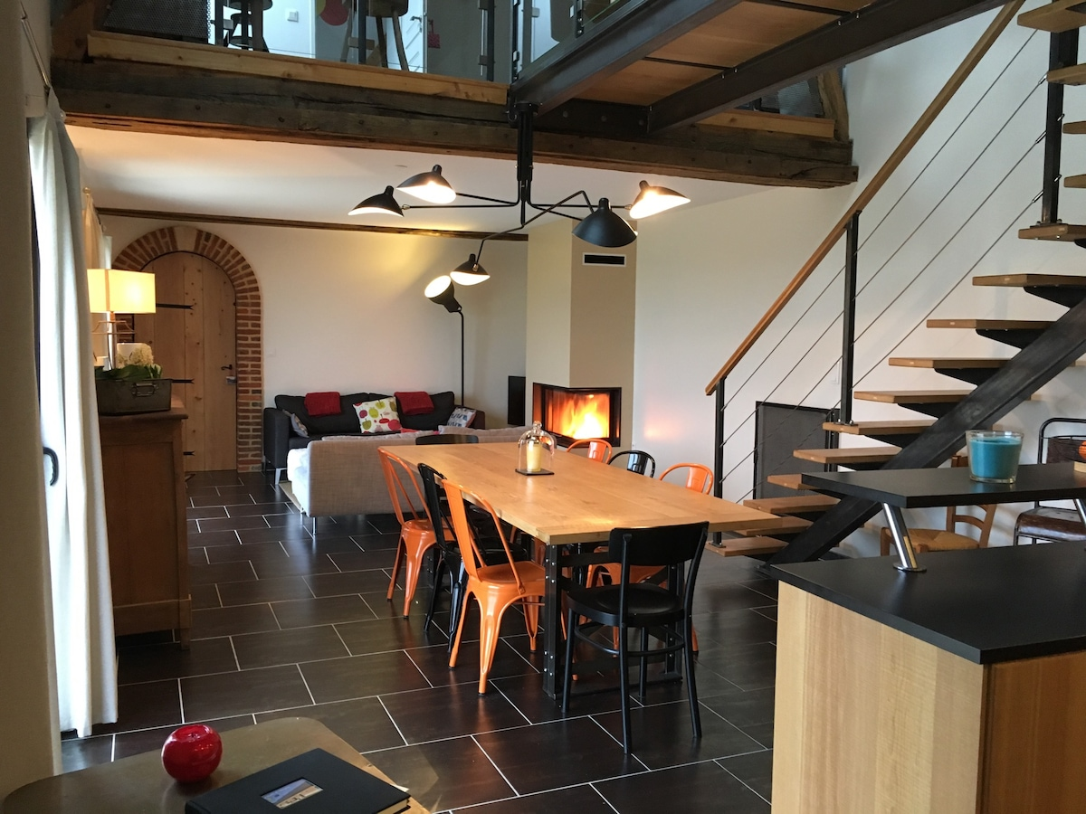 letable de morgny houses for rent in morgny upper normandy france - L Etable Le Havre