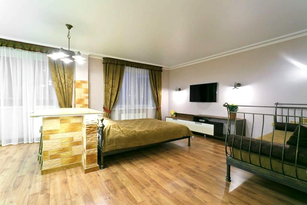 "Apartments ""Slavyanski""  (91) - Minsk - Huoneisto"