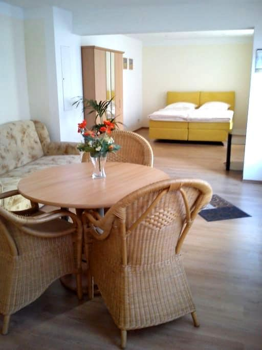 Zentral gelegende Ferienwohnung - Stendal - Apartamento
