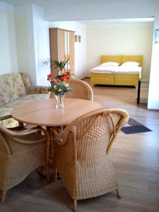 Zentral gelegende Ferienwohnung - Stendal - 公寓