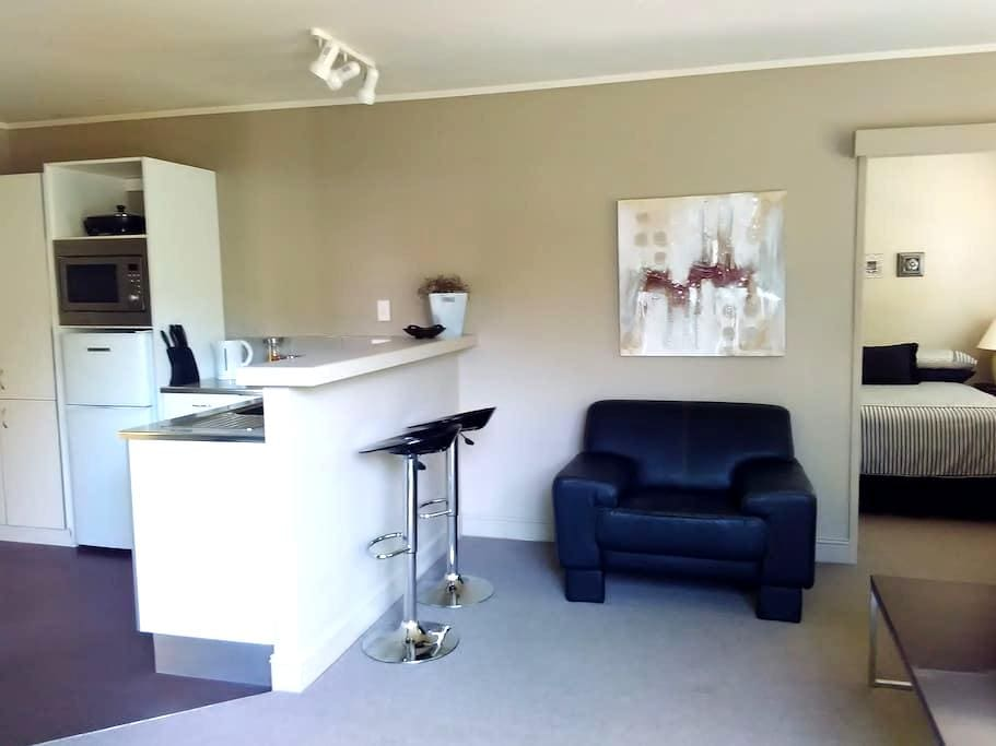 Single Bedroom Apartment for Comfort & Relaxation - Auckland - Byt