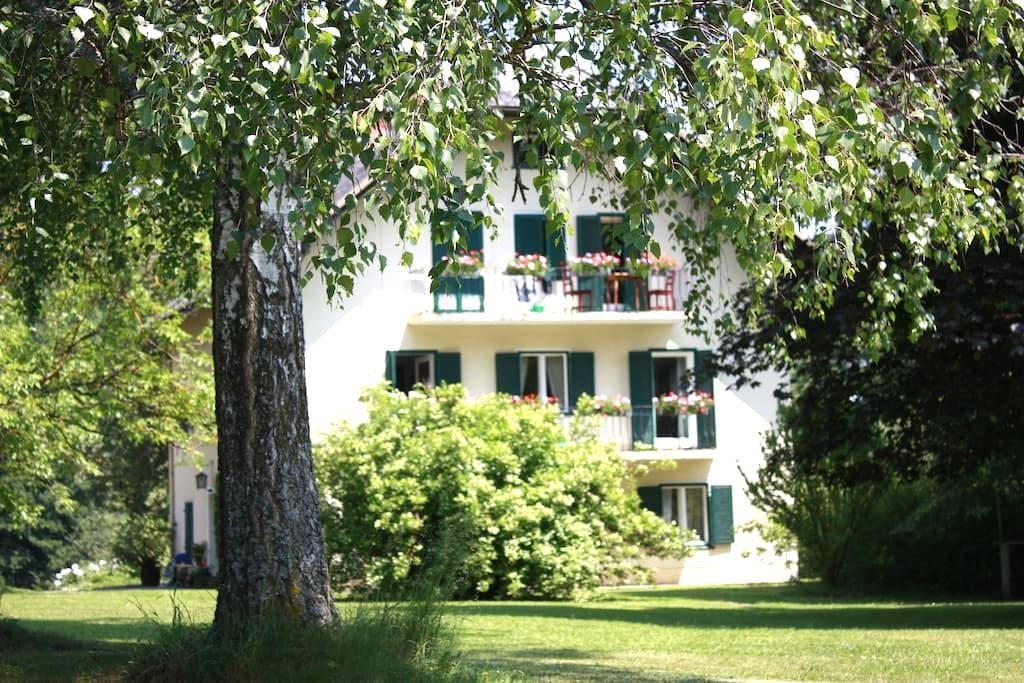 Ferienwohnungen Pichlerhof am See - Höflein, Keutschach, Klagenfurt-Land - Huoneisto