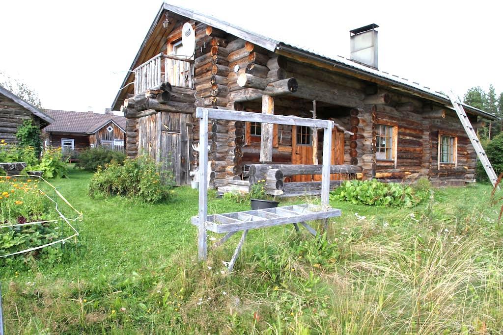 Log cabin ambiance - Old Lodge etc. - Kuhmo - Talo