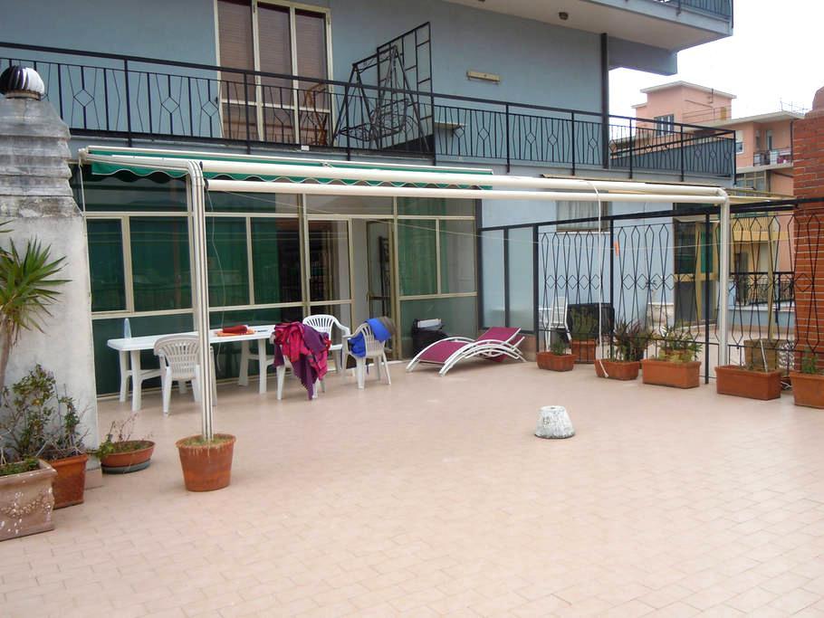 al mare in tutte le stagioni - Borghetto Santo Spirito - Apartment