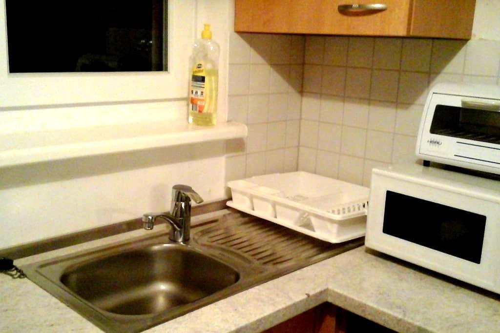 Mobilierte Wohnung in Reinickendorf - Berlim - Apartamento