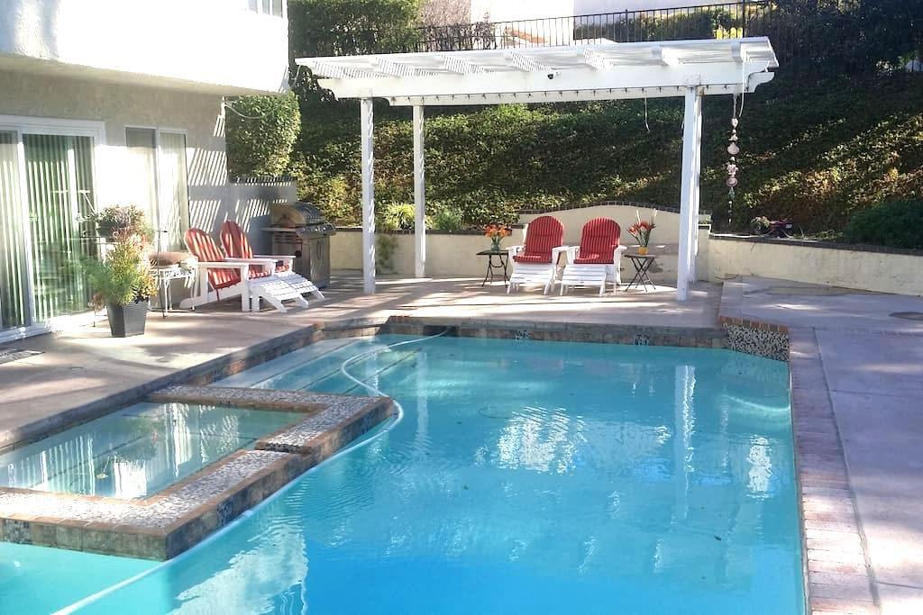 Sunset Hills Million Dollar Home - Thousand Oaks - Casa