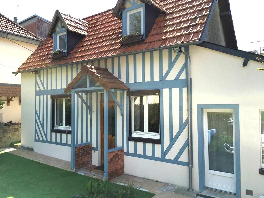 Maison familiale Trouville, terrain - Trouville-sur-Mer - Hus