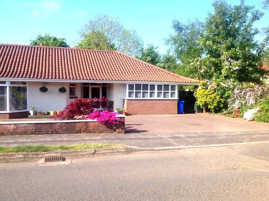 The Clan Boyd Room - Kilmarnock - House