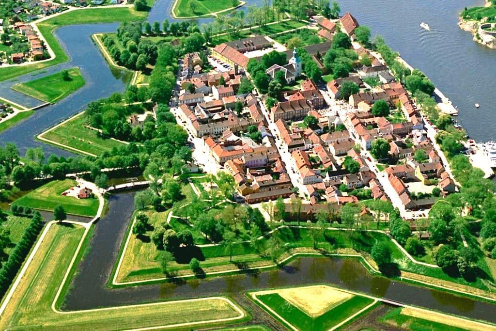 Apartment In Old Town Fredrikstad - Gamle Fredrikstad - Apartment