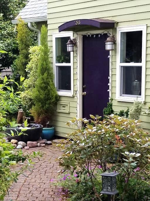 Cozy 1 bedroom in Multnomah Village - Portland - Hus