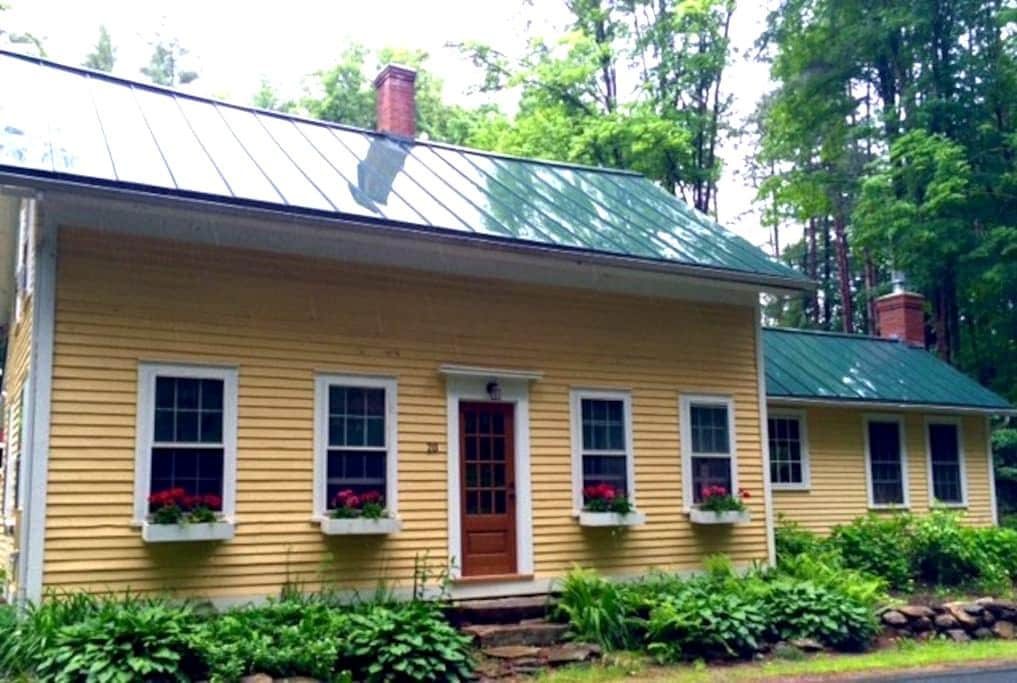 Charming Artsy Home near Amherst - Leverett - House