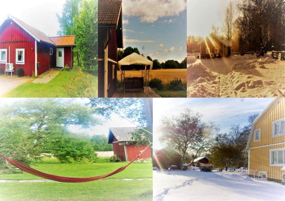 Calm,Countryside & Organic near Stockholm&Arlanda - Norrtälje V - 旅舍