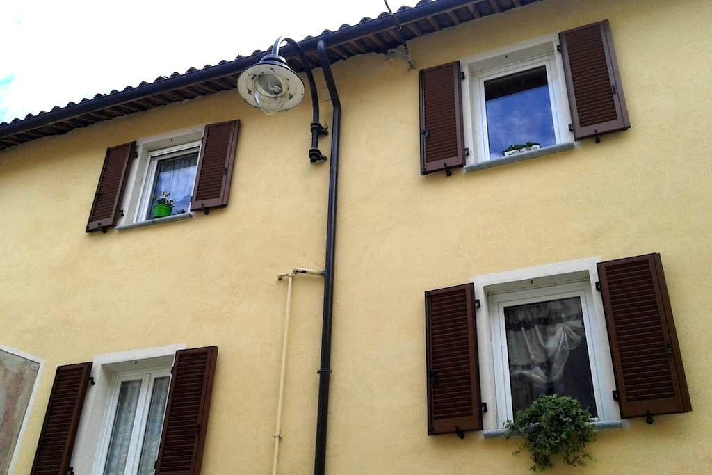 La casa di Adri - Mondovì - Lägenhet