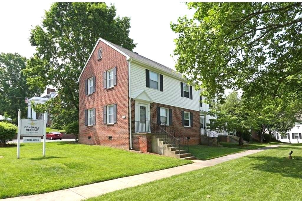 Generals' Retreat Apartment - Lexington