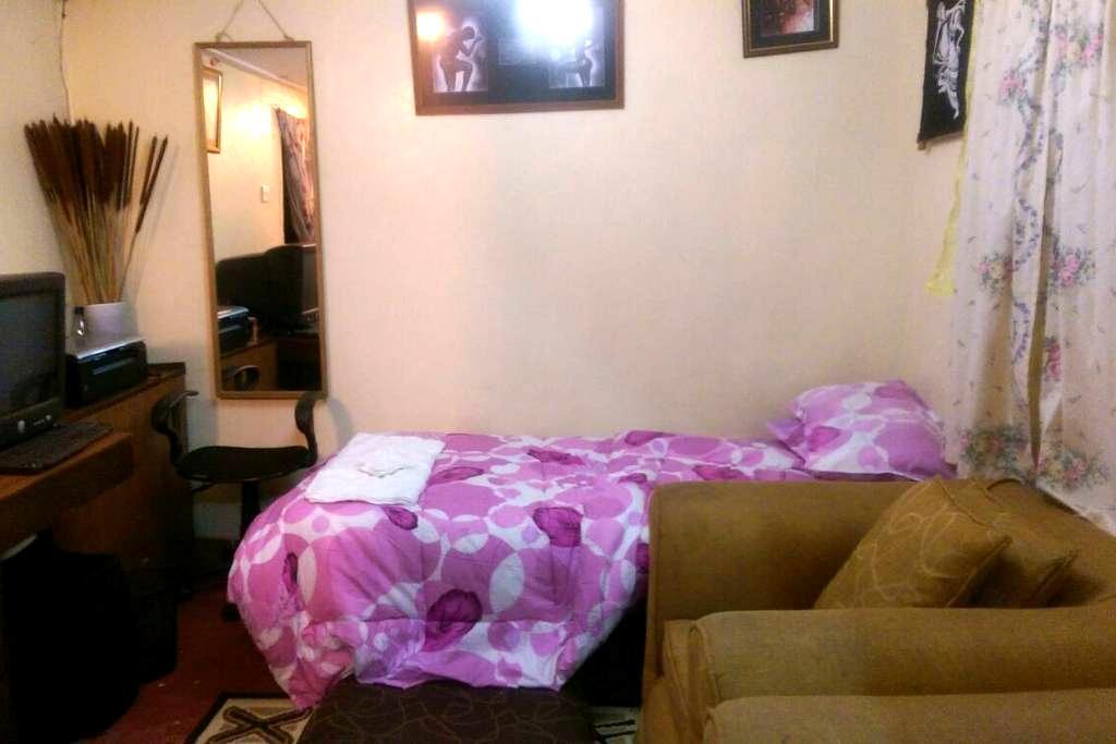 Cosy Tiny Living Nairobi Experience - Nairobi - Rumah