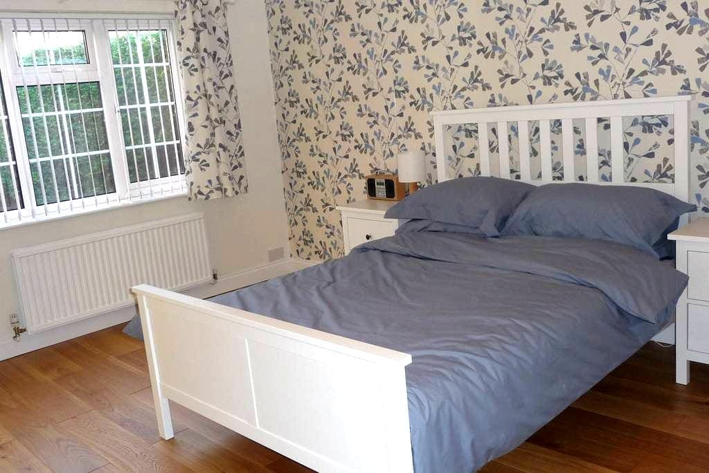 Private Double Room with En-Suite - Collingham, Newark on Trent - House