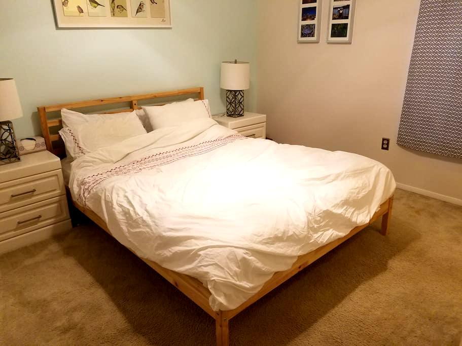Private Room in Citrus Park - Tampa - Haus