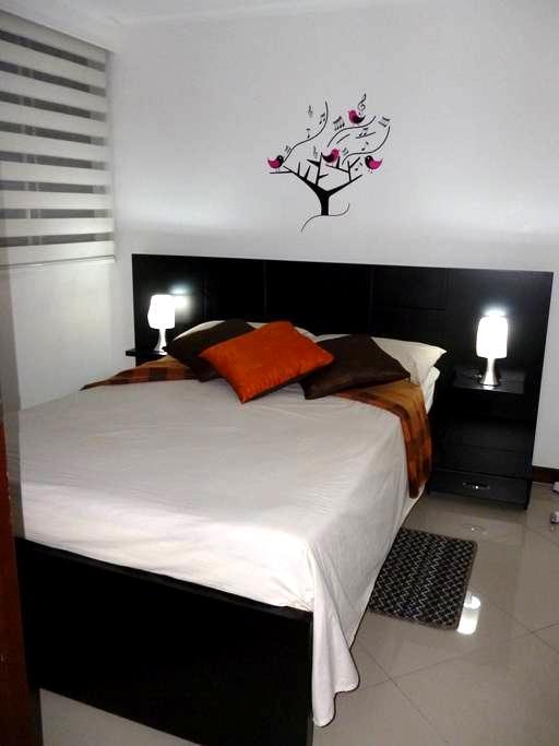 Confortable Habitación - Medellín - Appartement