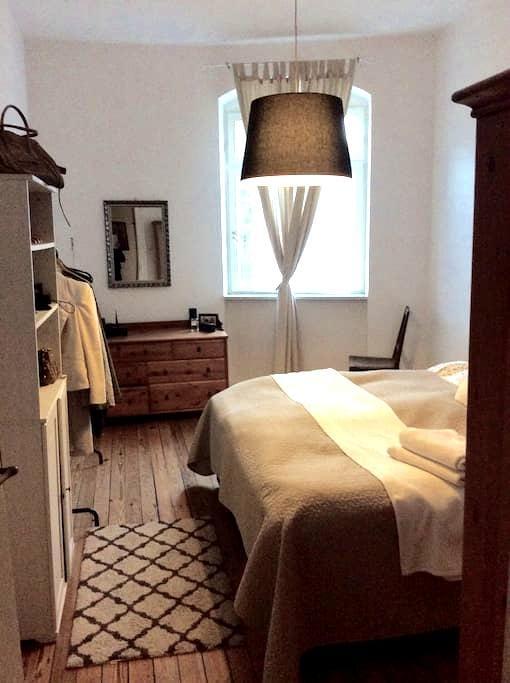 Stilvoll eingerichtete 2-Zimmerwohnung in Mannheim - Mannheim - อพาร์ทเมนท์