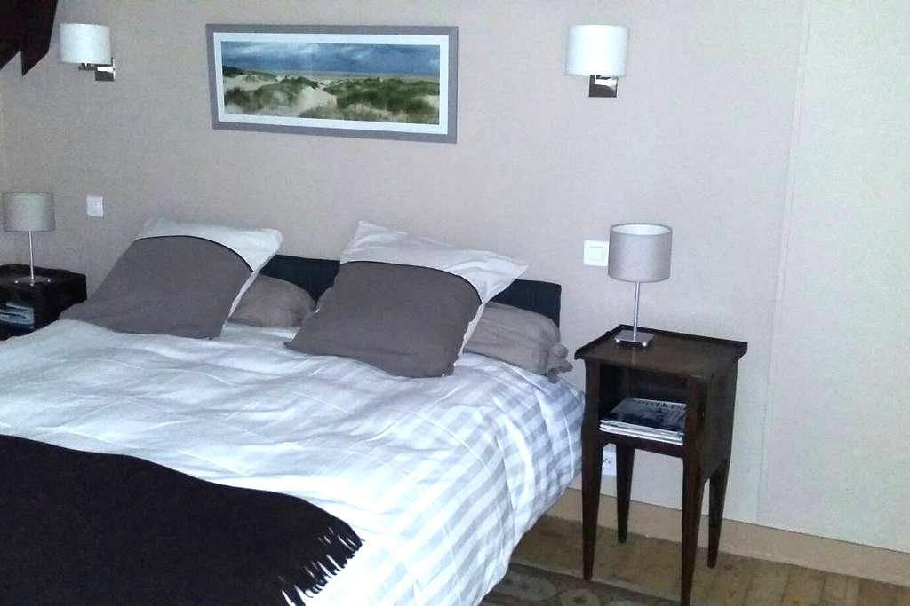B&B sea vue: room 1 (private bath) - Cayeux-sur-Mer