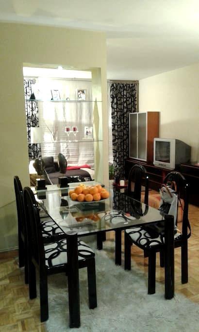 Habitación doble con wifi y TV - Pamplona - Daire
