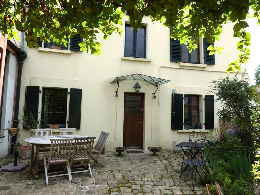 Maison de charme - Bougival - Casa
